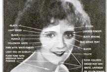 Makeup Through Decades