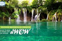 World Of Waterfalls / Taking our audience on a virtual tour to some of the most beautiful waterfalls around the world! #WorldOfWaterfalls #travel #CnK