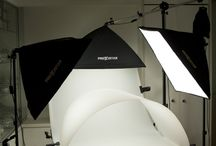 Lighting setups - product and still life