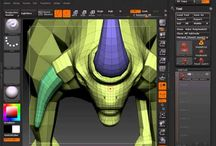 Animation Tutorials / ★ || A collection of animation tutorials from modeling to rigging to animation techniques. Every tutorial on this board remains the property of the respective copyright holders. We invite you to visit the websites/blogs of all the artists here. || ★