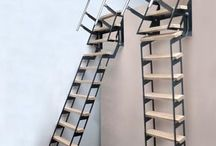 Ladder-stairs