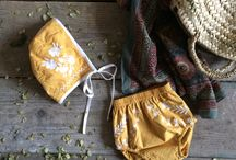 How to: Bohemian kids style / Bohemian kidswear, embroideries, earthy palette, natural fabrics.