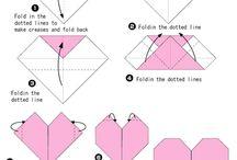 Origami enkel