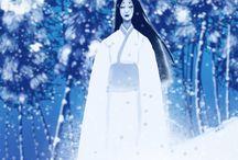 Yuki Onna & Snow