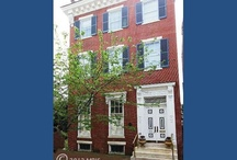 Old Town Alexandria Homes / Old homes four in Alexandria. These historical buildings have a ton of character. Modernize the inside and you have your perfect home.  / by The Goodhart Group