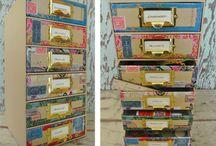 Storage ideas / by Brianne Jacobs