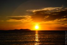 Sunset / Sunsets all around