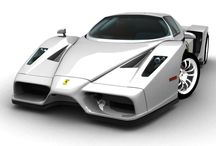 Super cars, because everyone else is doing it / by Steven Corrales