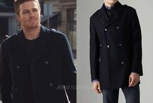 Oliver Queen: All Seasons / The costumes of Oliver Queen from The CW's Arrow