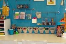 Classroom ideas / decor + themes + Learning environment ideas