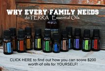 Essential Oils / by Erica Finlay