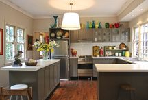 Kitchen / by Jeannine Wayman