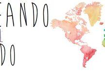 * Mochileando por el mundo / Las aventuras de una italiana, un español y sus dos mochilas dando vueltas por el mundo www.mochileandoporelmundo.com