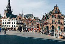TRAVEL Netherlands / Unserer Nachbarland Holland hat tolle Städte, schöne Strände und einen ganz wunderbaren Lifestyle.