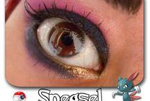Reto Poke Makeup
