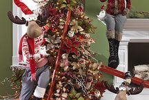 arbol de navidad  decoraciones
