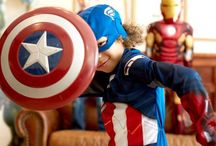 "Avengers Birthday Party Ideas / Are you ready to throw a party that your child will ""Marvel"" at? Throw an unforgettable Avengers themed birthday party for all your little superheroes!"