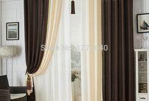 шторы гостиной