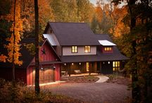 Farm and Rustic Homes