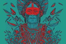 Cartaz indio