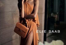 DESIGNER {Ellie Saab} / Ellie Saab Designer looks and fashions as style inspirations for Monica Hahn Photography studios.