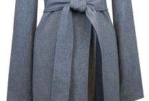 J'AMY TARR // Blanket Coats / All items available at www.jamytarr.com