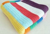 double crochet blanket