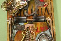 Awsome Altered Art / by Kari Beneck