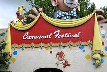 Carnaval thema