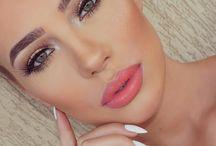 maquillaje asombroso!!