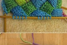 Knitting: Socks and Warmers / by Jeanna Colette