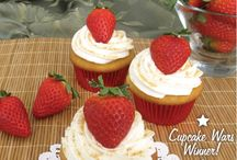 Cupcakes & Frosting / by Dana Tracy Hall