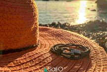 Sail-O Memorable Pieces / Nautical bracelets. Sail. Sailing. Sea life. Gift ideas