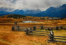 Sawtooth Valley, Idaho