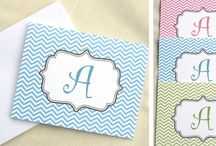 Note Card Ideas