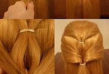 ikat rambut unik
