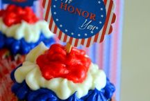 Red, White & Blue / Oh say can you see...show off your patriotism via your decor! / by Lighting New York
