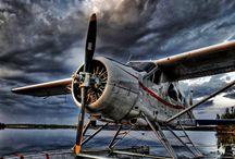 옛날비행기