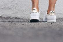 Chaussures d'amour / Vive les tennis