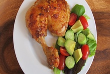 Chicken   / Chicken recipes / by Georgia Dupont-Reed