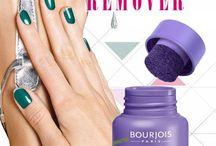 Quitaesmalte milagroso para uñas y pies de Bourjois