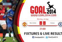 Fixtures & Live Results