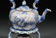 Beautiful teapots