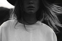 Inspiration photo girl / Fashion, portrait, vogue, magazine