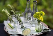 Recipes: Drinks & Cocktails / Recipes and ideas for drinks & cocktails. / by Rouxbe Online Cooking School