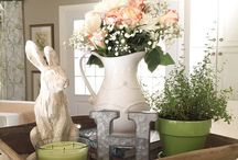 Spring Decor & DIY Crafts