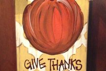 Give Thanksgiving