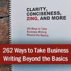 Writing for Business / Guides to writing successfully in a business-professional role