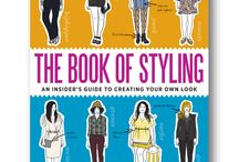 Style / These books will help you create, update, and perfect your own personal style. You're lookin' good!
