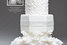 Cakes / Eye-Candy Wedding Cakes featured in Perfect Wedding Magazine